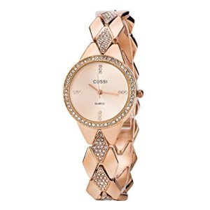 Crystal Bracelet Dress Wrist Watch Amazon
