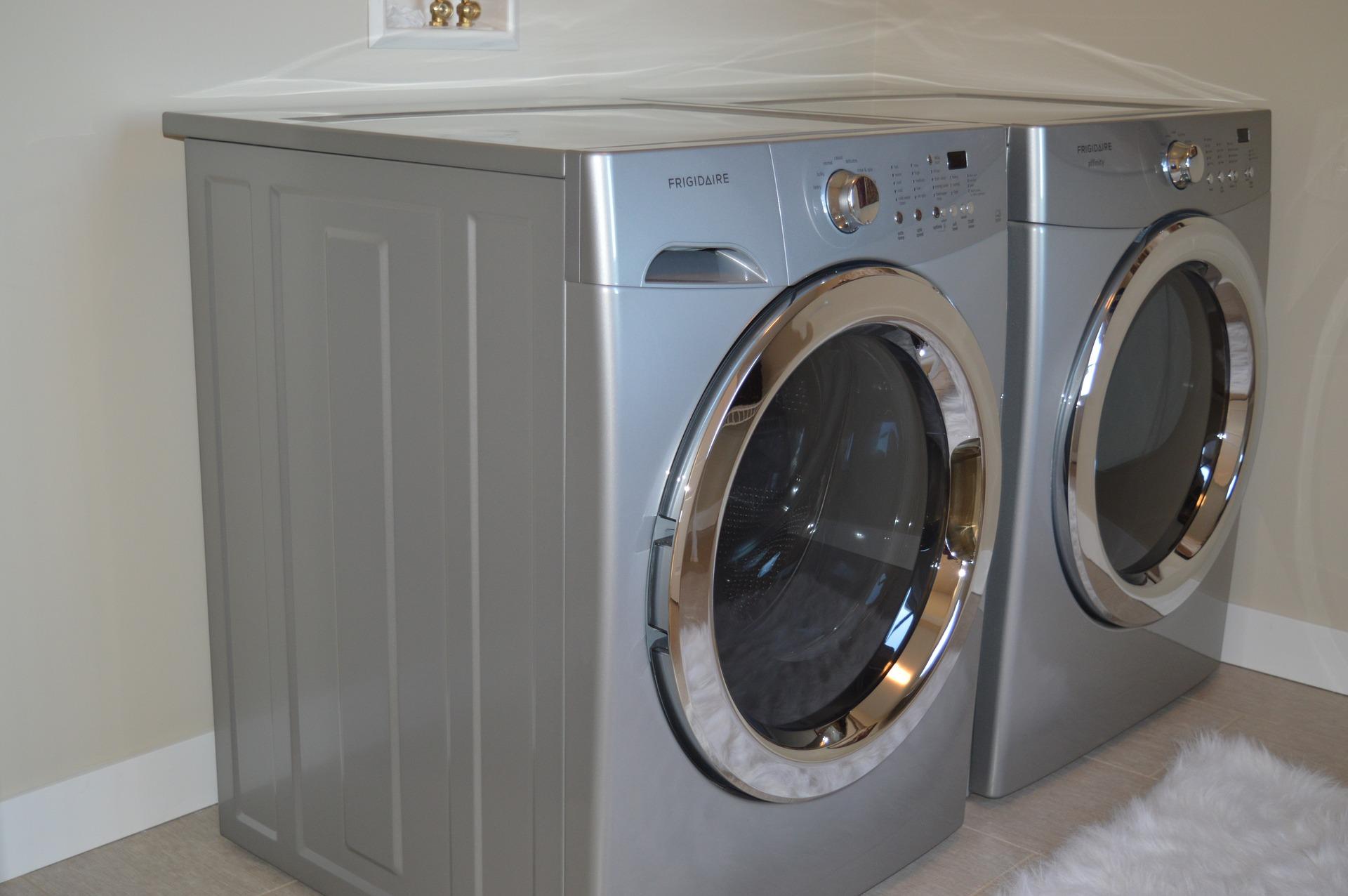 Laundry Room Washing Machine Decor Art