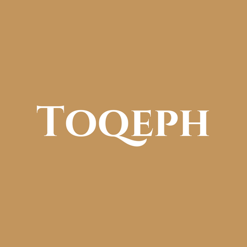 Toqeph Life In Jesus Website Logo Image Gold